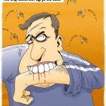 Komarom też nie można ufać